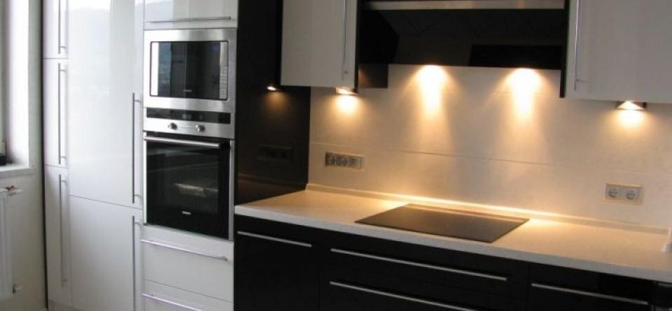 Kuchnia blackwhite najlepsze pomys y na wystr j domu i for Black red white kuchnie